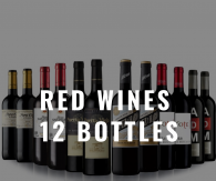 Red Wines 12 bottle