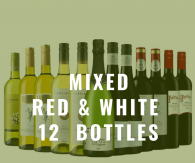 Mixed Red White 12 Bottle