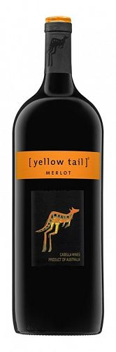 Yellow Tail Merlot 1.5L