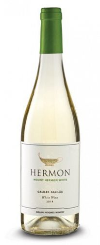 Yarden Mt. Hermon White Organic 750ml