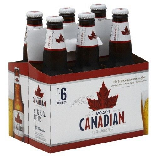 Molson Canadian 6PACK
