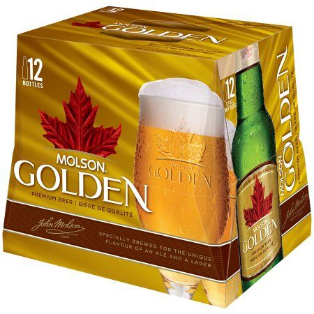 Molson Golden  12PACK