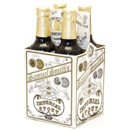 Samuel Smith Imperial Stout 12oz 4PACK