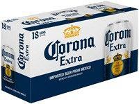 Corona  Cans 18PACK