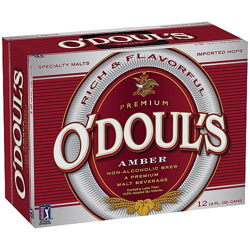 O'Doul's Amber NA 12oz Cans 12PACK