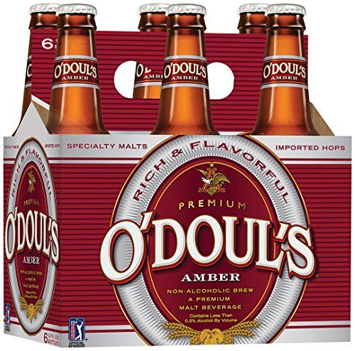 O'Doul's Amber Non-Alcoholic 12oz 6PACK