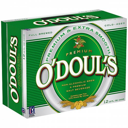 O'Doul's Non-Alcoholic 12oz CANS 12PACK