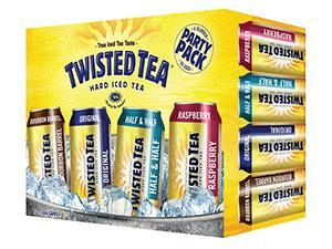 Twisted Tea Party Pack Cans 12PACK