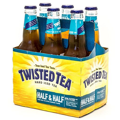 Twisted Tea Half and Half  6PACK