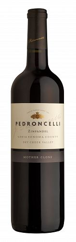 Pedroncelli Mother Clone Zin 2018 750ml
