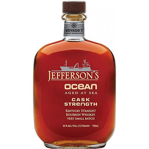 Jefferson's Ocean Cask Strength 750ml