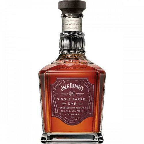 Jack Daniels Single Barrel Rye 750ml