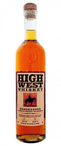 High West Rendezvous Rye 750ml