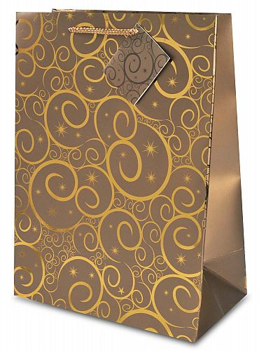 Gold Swirls Gift Set