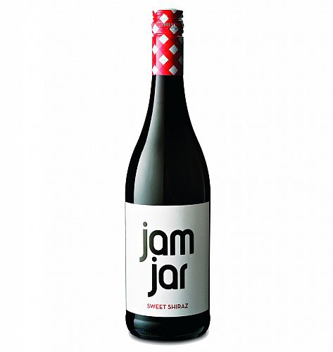 Jam Jar Sweet Shiraz 2017 750ml
