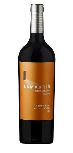 Lamadrid Cab Franc 750ml