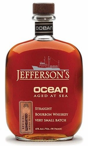Jefferson's Wheated Ocean 750ml