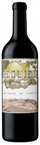 Requiem Cabernet 2017 750ml