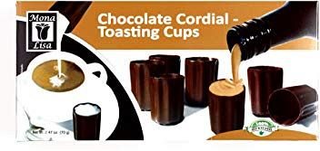 Mona Lisa Chocolate Tasting Cups 12pk
