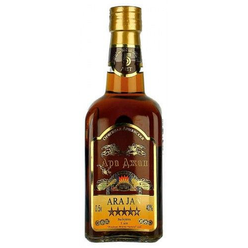 Ara Jan 5yr Armenian Brandy 750ml