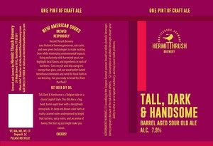 Hermit Thrush Tall Dark 16oz