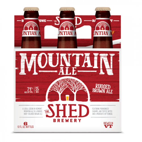 Shed Mountain Ale 6PACK