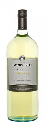 Jacob's Creek Pinot Grigio 1.5L