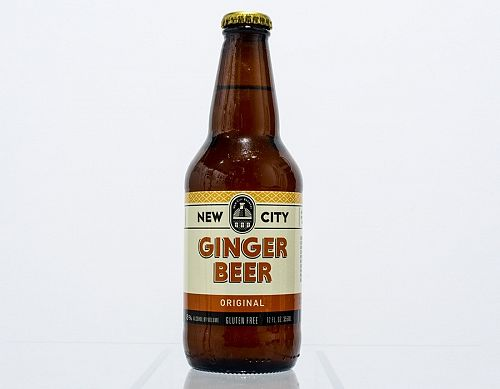 New City Ginger Beer SINGLE