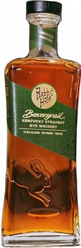 Rabbit Hole Boxergrail Rye 750ml