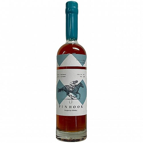 Pinhook Rye Humor Cask Strength 750ml