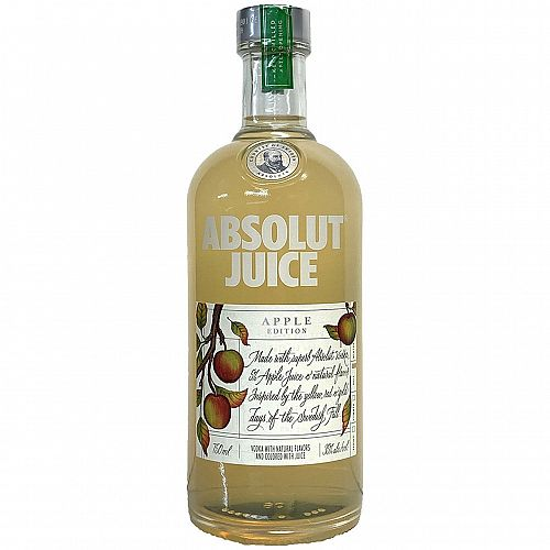 Absolut Apple Juice 750ml