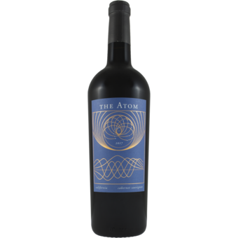 The Atom Cabernet Sauvignon 2018 750ml