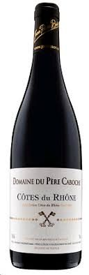 Domaine du Pere Caboche CDR 2018 750ml