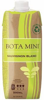Bota Box Sauvignon Blanc 500ml
