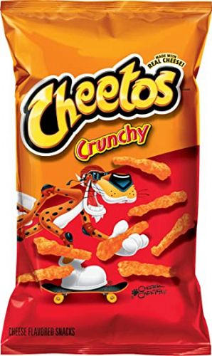 Cheetos Crunchy 3.25oz