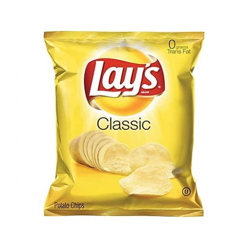 Lays Regular 2.625oz