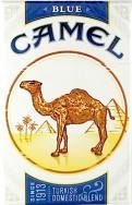 Camel Lights Blue Box