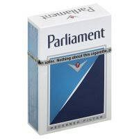 Parliament Lights White Box