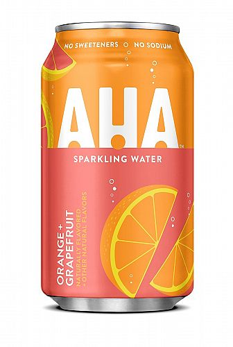 AHA Orange + Grapefruit 12oz