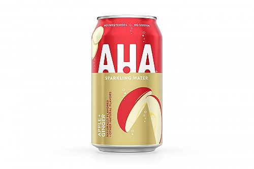 AHA Apple + Ginger 12oz