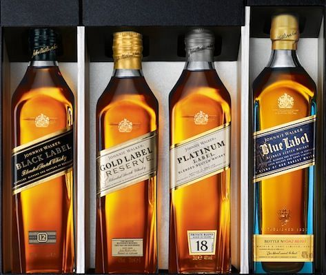 Johnnie Walker Collection 200ml