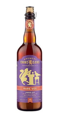 Ommegang Rare Vos SINGLE 12oz