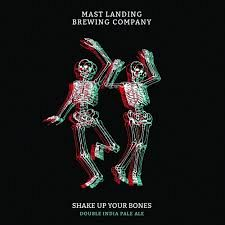 Mast Landing Shake Up Your Bones 16oz