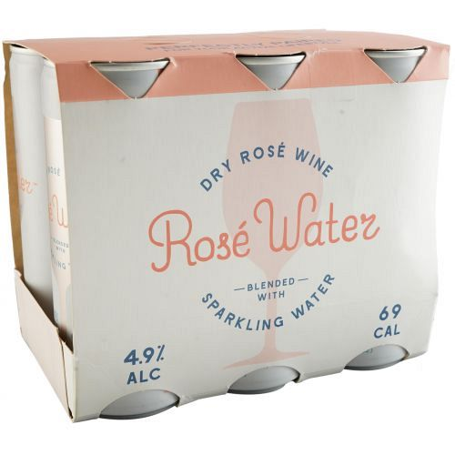 Boutique Rose Water 6PACK