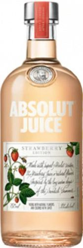 Absolut Strawberry Juice 750ml