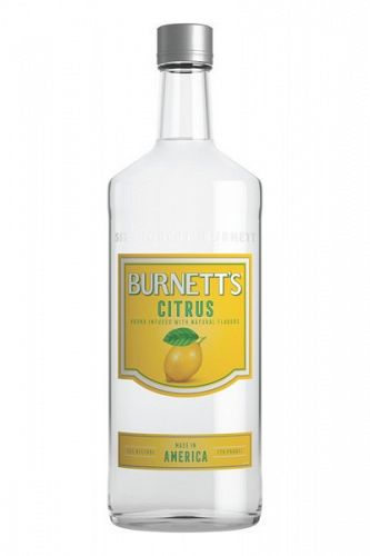 Burnetts Citrus Vodka 1.75L