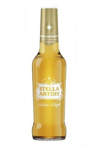 Stella Artois Solstice Lager SINGLE