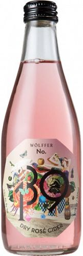 Wolffer No. 139 Dry Rose Cider SINGLE