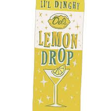 Lil Dinghy Del's Lemon Drop 4pk