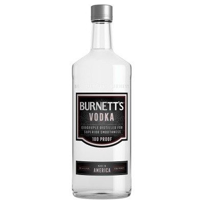 Burnetts 100 Proof Vodka 1.75L
